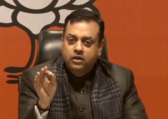 BJP spokesperson Sambit Patra. (Twitter/BJP)