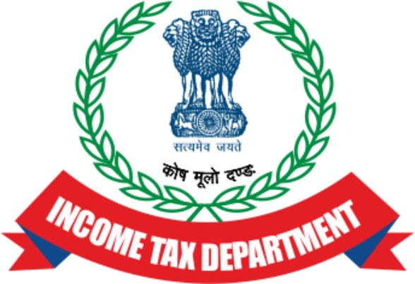 Income Tax Department logo. (Wikimedia Commons Photo)