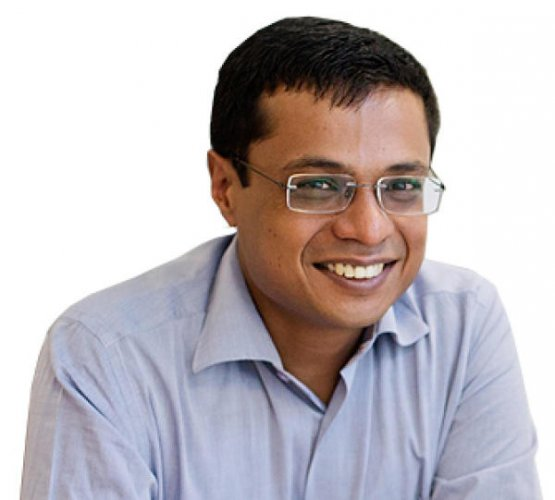 Flipkart co-founder Sachin Bansal. (DH File Photo)