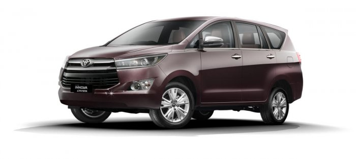 The petrol and diesel variants of the BS-VI compliant Innova Crysta will be available in both manual as well as automatic transmission options.