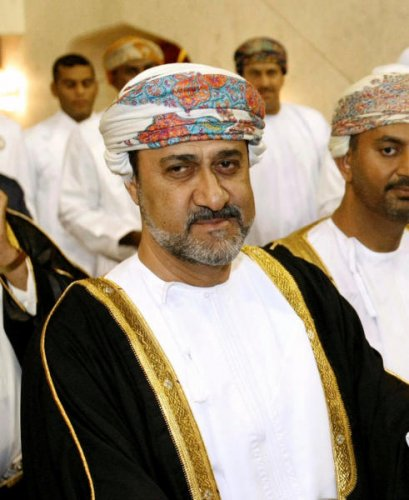 Oman has named Haitham Bin Tariq Al-Said to succeed Qaboos as Sultan. (Reuters Photo)