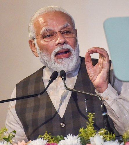 Prime Minister Narendra Modi. (Credit: PTI)