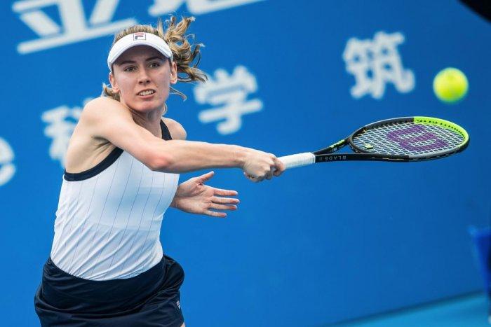 Ekaterina Alexandrova: Winner of Women's Singles Title at the Shenzhen Open (AFP Photo)