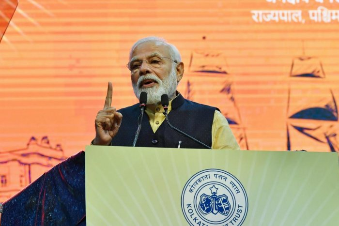 Prime Minister Narendra Modi. (Credit: AFP)