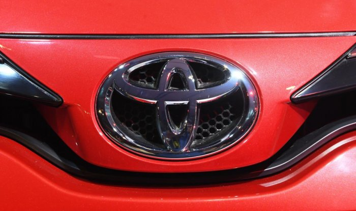 The Toyota logo (AFP Photo)