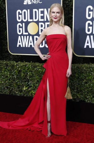 Nicole Kidman. (Credit: Reuters Photo)