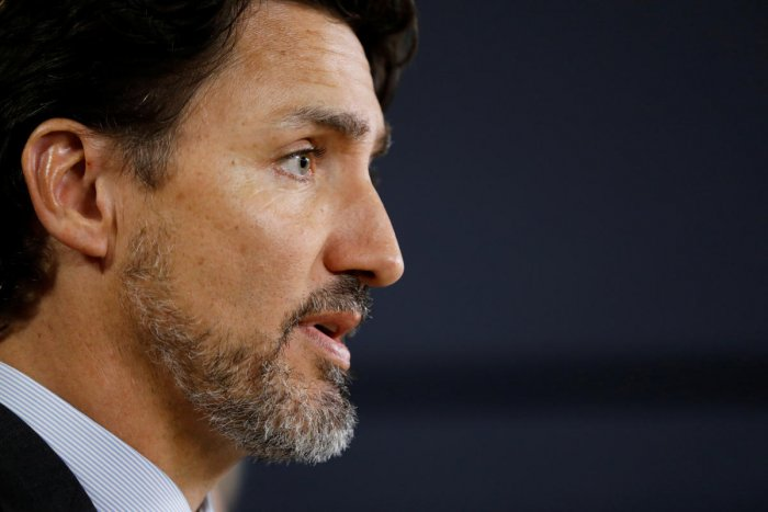 Trudeau's Liberal Party was re-elected in October but with a smaller caucus that leaves him dependent on other parties to hold government.