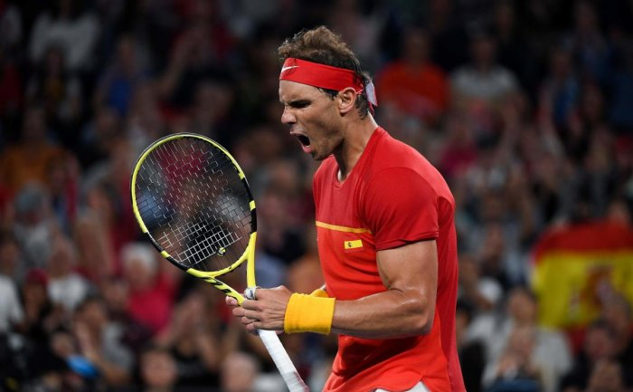 Nadal, along with world number two Novak Djokovic, believe the events are too close together.