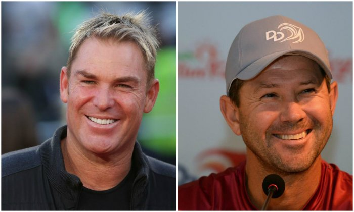 Australian cricket greats Shane Warne and Ricky Ponting will captain star-studded teams in a one-off Bushfire fundraiser match, to be played on February 8.