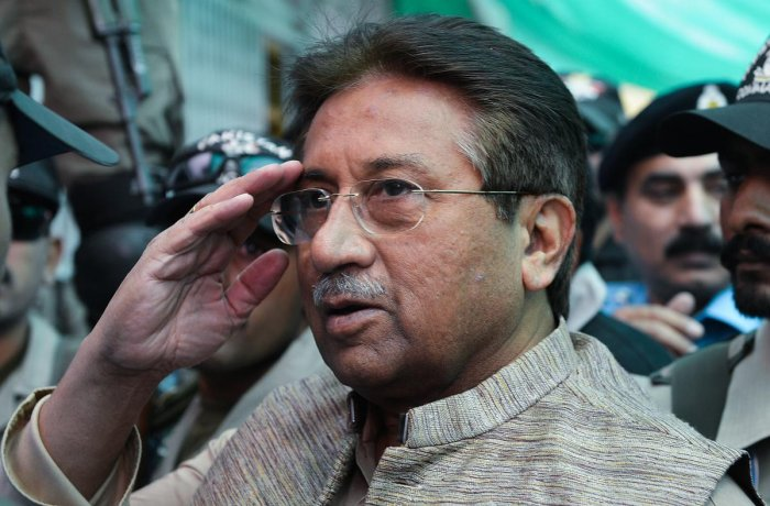 Musharraf was the first military ruler convicted for subverting the Constitution. Credit: AFP