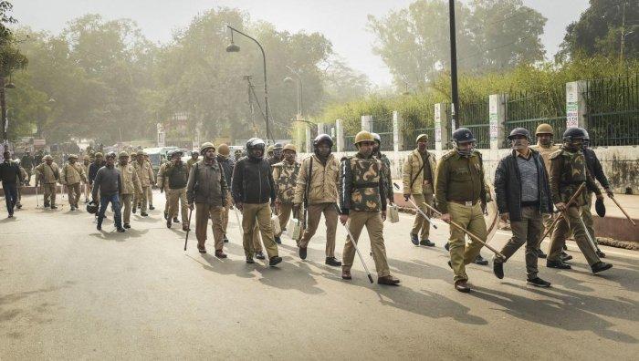 Uttar Pradesh police (PTI  Photo)
