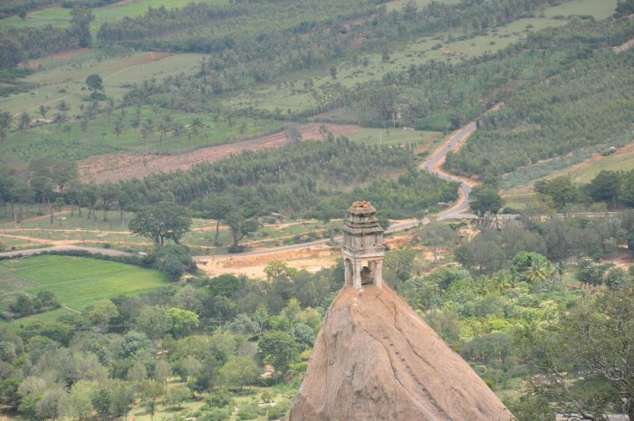 Shivagange in Bengaluru Rural district.
