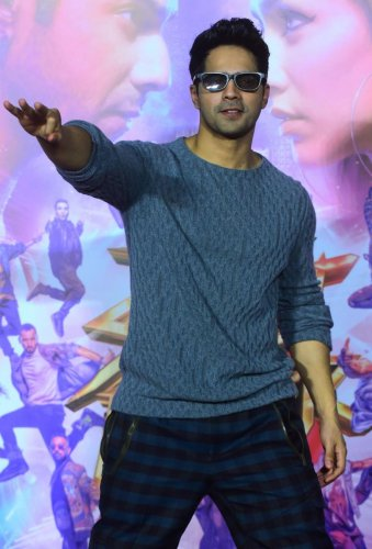 Varun Dhawan will be returning to the big screen with Mr Lele on January 1, 2021. (Credit: AFP photo)