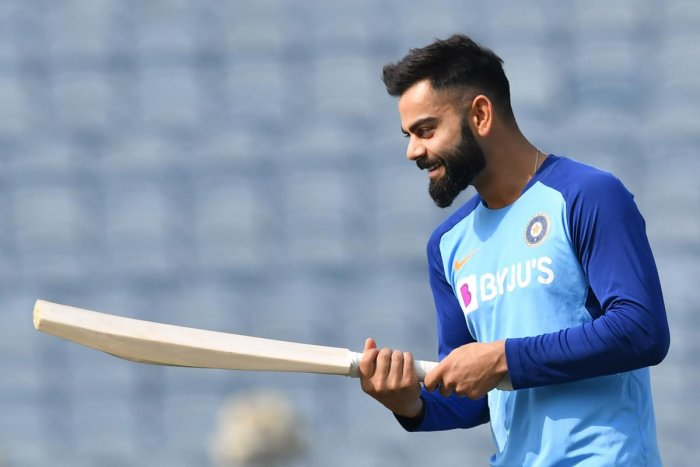 """There might be a possibility that all three (Rohit, Shikhar and Rahul) might play"", said the Indian Cricket team captain. (AFP Photo)"