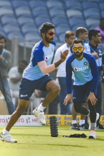 Virat Kohli says Jasprit Bumrah is the most skillful bowler in any format at the moment. PTI
