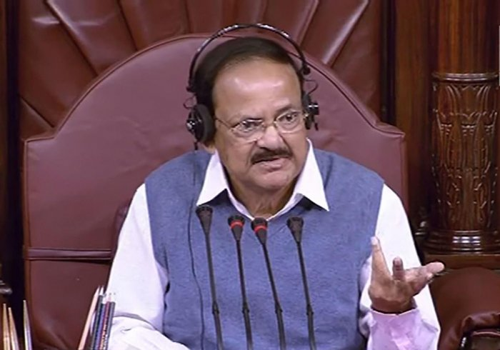 Naidu is of the view that informed legislation will help in realising the stated objects of various laws. PTI file photo