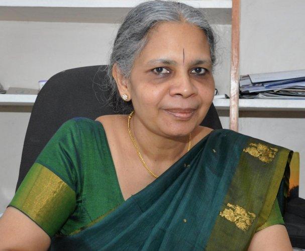 Annapurni Subramaniam, director of the autonomous Indian Institute of Astrophysics (IIA). (DH Photo)