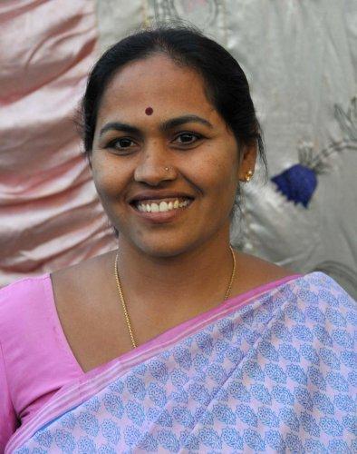Shobha Karandlaje. (DH Photo)