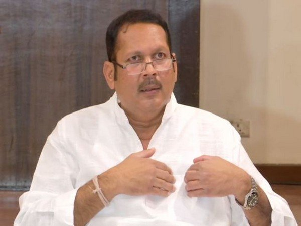In the same breath, Bhosale said only Chhatrapati Shivaji can be called the 'Janata Raja' (enlightened king) and nobody else, a remark which is viewed as a swipe at NCP chief Sharad Pawar. Credit: ANI Photo