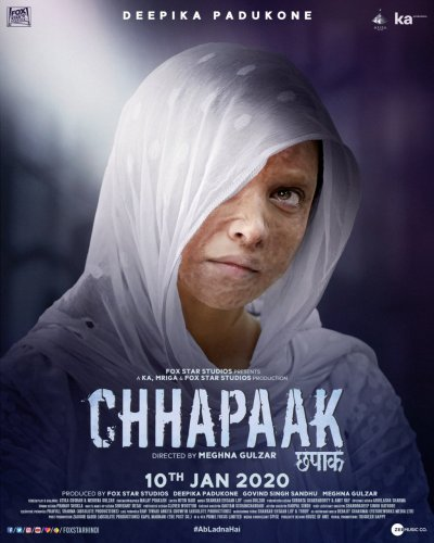 People had called for the boycott of the Deepika-starrer Chhapaakand had posted pictures showing cancellation oftickets. Credit:Twitter (@deepikapadukone)