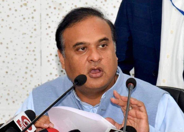 Assam Finance Minister Himanta Biswa Sarma