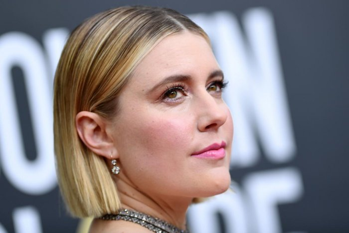 """Greta Gerwig, whose """"Lady Bird"""" follow-up """"Little Women"""" earned six nods, was overlooked for best director consideration. (AFP Photo)"""