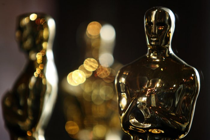 Oscar statuettes (AFP Photo)