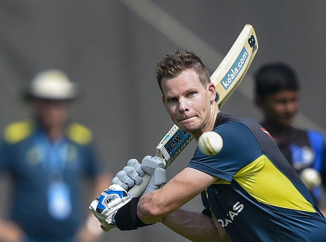The experienced Smith has been able to prolong his success in the years since his breakout summer of 2014-15 and he asked rookie Labuschagne to do the same.