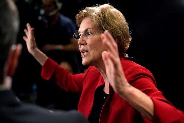 Warren and Sanders are fellow U.S. senators, friends and their party's progressive standard-bearers who agreed early in the nominating contest to an informal non-aggression pact.