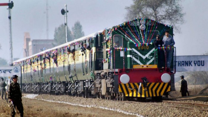 The two countries take turns of six months each to use their rakes for the Samjhauta Express. Rakes belonging to Pakistan are used from January to June while Indian rakes are used from July to December. Credit: PTI