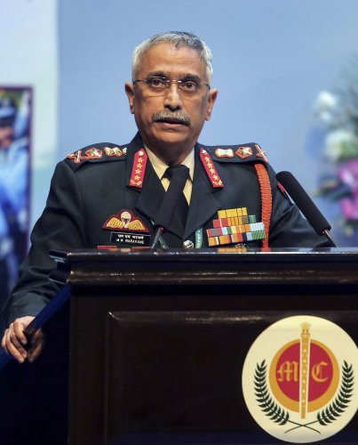 The Army chief also said that the Army will remain very vigilant at the Siachen glacier as there was a possibility of collusion between China and Pakistan against India in the strategically sensitive area. (PTI Photo)