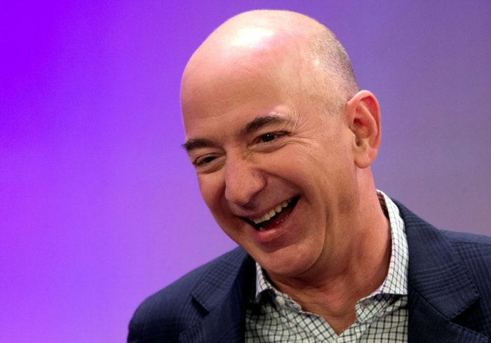 Bezos is in India this week and is expected to meet top government functionaries, business leaders and SMBs.