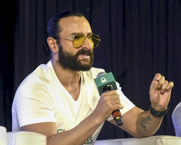 Saif Ali Khan is likely to reprise his role from Go Goa Gone in the sequel. (Credit: PTI photo)