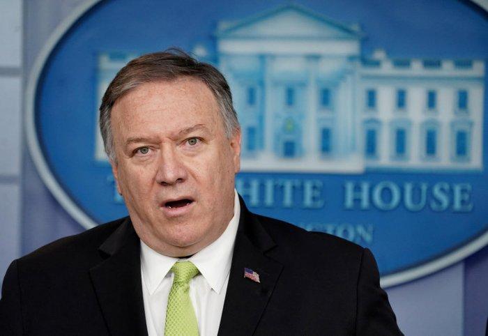 U.S. Secretary of State Mike Pompeo. (REUTERS photo)