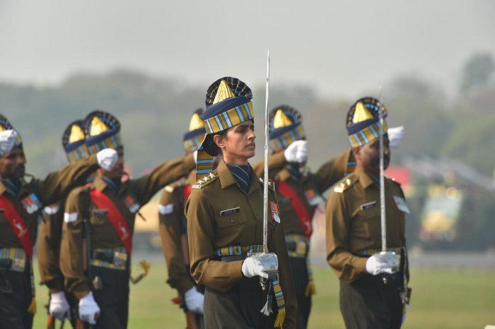 Army Captain Tania Shergil (PTI  Photo)