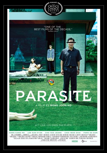 """""""Parasite"""" has been on a winning streak ahead of the Oscars, collecting trophies at the Critics Choice Awards and Golden Globes."""