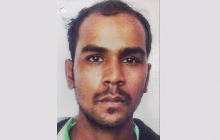Nirbhaya rape and murder case convict Mukesh Singh. (PTI Photo)