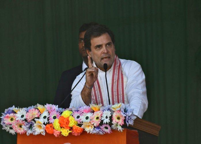 Rahul Gandhi (Reuters Photo)