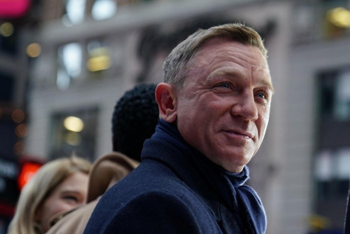 Daniel Craig plays James Bond for the last time in 'No Time to Die'. Reuters file photo