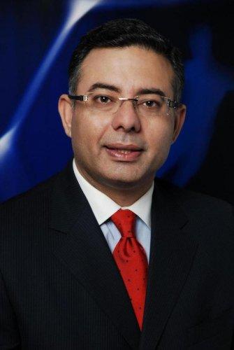 International Cricket Council Chief Executive Manu Sawhney (DH Photo)