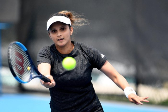 Partnering Nadiia Kichenok of Ukraine, Sania defeated the American duo of Vania King and Christina McHale 6-2 4-6 10-4 in the quarterfinals.