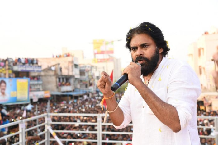 Kalyan who was critical of the BJP leadership and went with the Left and BSP in last year assembly elections played down this past. (DH Photo)