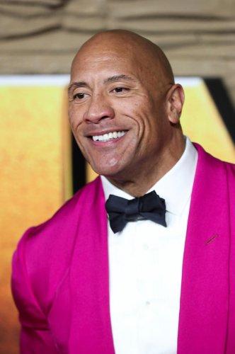 Dwayne Johnson. (Credit: Reuters photo/ Yves Herman)