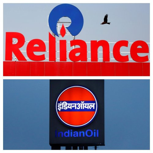 Boosted by its consumer-facing businesses like organised retail and telecom, Reliance Industries ended state-owned Indian Oil Corporation's (IOC) 10-year reign as India's largest company, topping the Fortune India 500 list. (Reuters Photo)