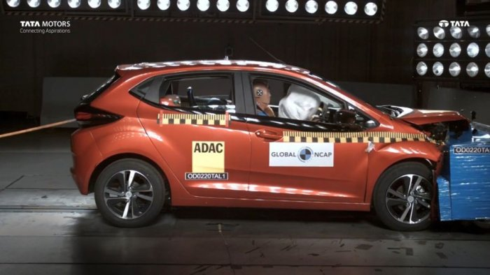 The Altroz is the second vehicle from Tata Motors to achieve this after the Nexon was awarded this distinction in December 2018.