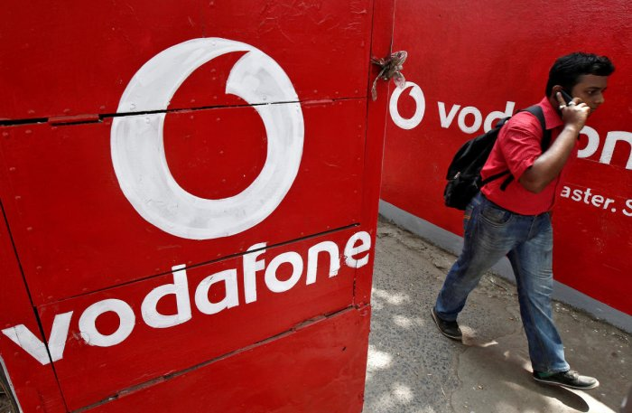 """In its plea, Vodafone Idea Ltd contended it had not made any """"wrongful gain on account of non-payment of AGR in view of losses suffered for the last several years on account of regulatory policies and also aggressive competition"""". (Reuters photo)"""
