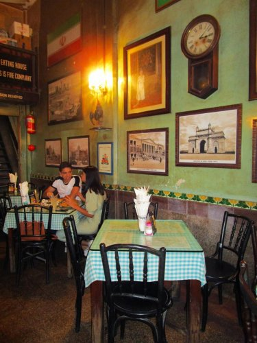 The old world charm of Britannia & Co, Mumbai. PHOTOS BY AUTHOR