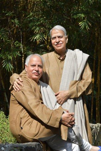 Pandit Rajan and Sajan Mishra