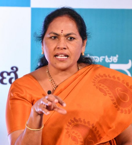Shobha on Wednesday made a social media post alleging that Hindus of Kuttipuram panchayat in Malappuram district in North Kerala were being denied water as they supported CAA. She also mentioned that Kerala was taking baby steps to become another Kashmir. She also shared a couple of pictures.