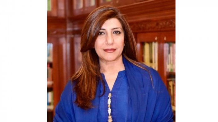 Pakistan Foreign Office Spokesperson Aisha Farooqui